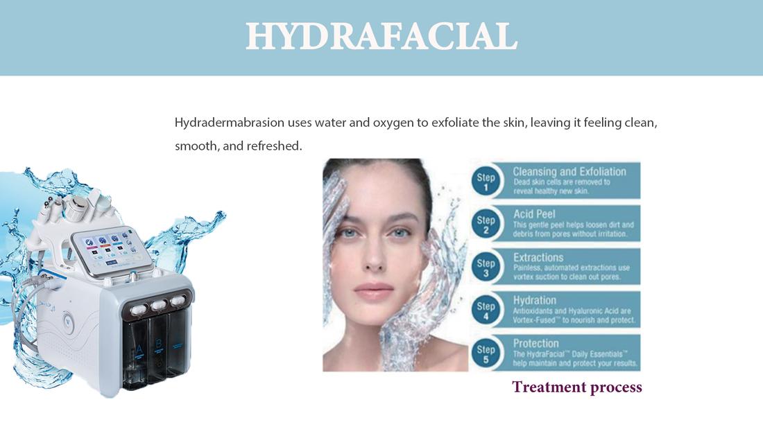 Hydrafacial - la Princesse Medical Spa and Salon